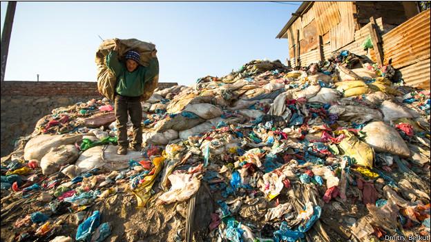 Свалка в непальской столице