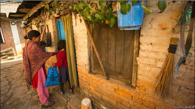 Дом в Катманду