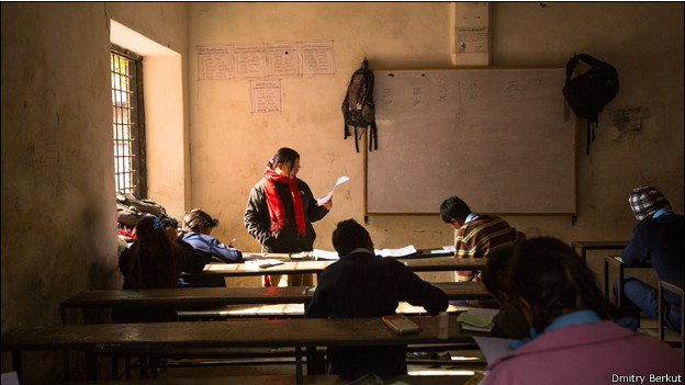 Школа в Катманду