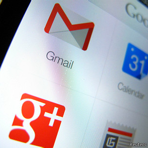 Integración Gmail y G+