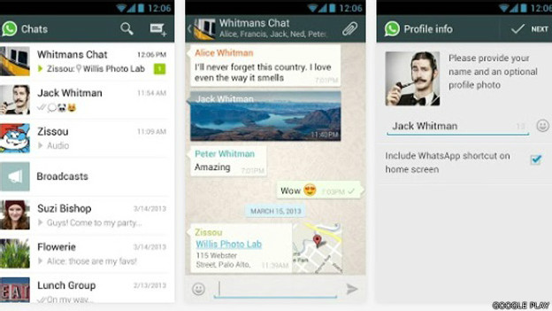 WhatsApp has been sold to Facebook for $19bn