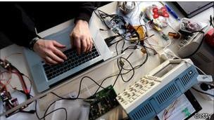 компьютеры, хакеры