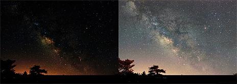 140115154114 cielo foto enlarge 1 Cómo tomar una bella foto del espacio   BBC Mundo   Noticias