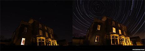 140115154116 cielo foto enlarge 2 Cómo tomar una bella foto del espacio   BBC Mundo   Noticias
