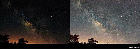 140115154118 cielo foto enlarge 3 Cómo tomar una bella foto del espacio   BBC Mundo   Noticias