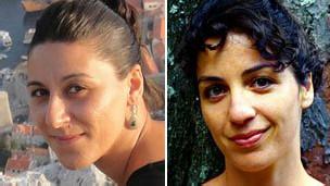 Ceren Boğaç ve Vasia Markides