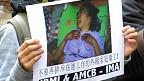 Protes menuntut keadilan pembantu rumah tangga