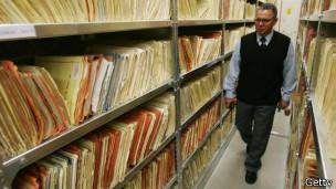 Archivos de la Stasi