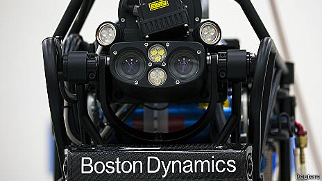 Robot de Boston Dynamics