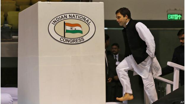 राहुल गाँधी, कांग्रेस