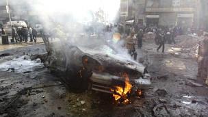 Chiến sự ở Aleppo