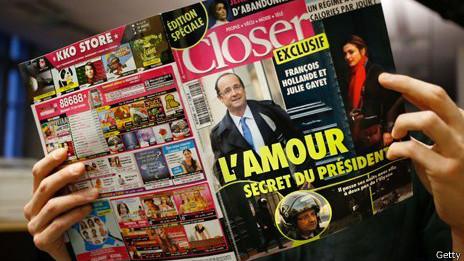 Французский бульварный журнал
