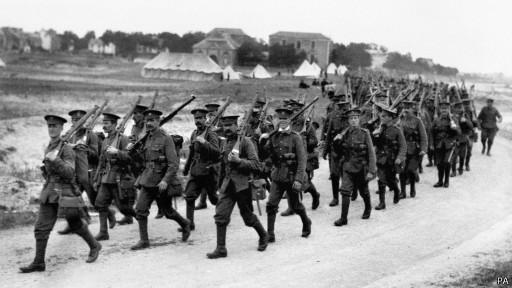 Первая мировая война: 10 главных мифов 140120171545_ww1_soldiers_512x288_pa