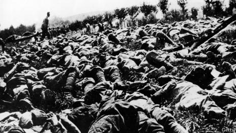 Погибшие солдаты