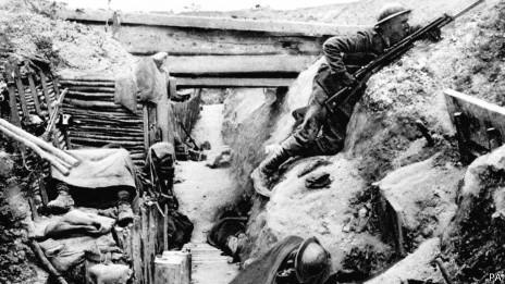 Первая мировая война: 10 главных мифов 140120172757_trenches_464x261_pa