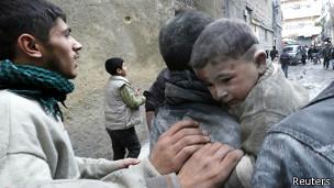 140121065432 syria  304x171 reuters حکومت سوریه به ارتکاب جرایم جنگی و جنایت علیه بشریت متهم شد