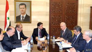 140121070050 assad syrian government 304x171 afp حکومت سوریه به ارتکاب جرایم جنگی و جنایت علیه بشریت متهم شد