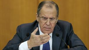 Ngoại trưởng Lavrov