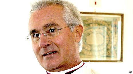 Monseñor Nunzio Scarano
