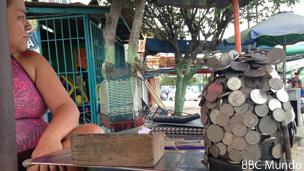 Cambista en Cúcuta