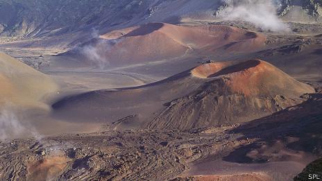 El Parque Nacional de Haleakala es uno de los últimos lugares silenciosos del mundo.