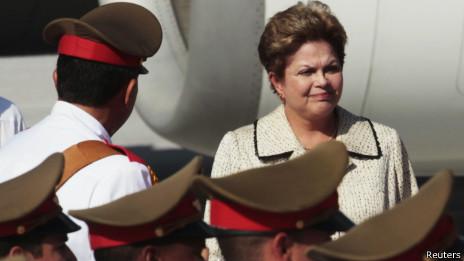 presidente Dilma Rousseff   Reuters