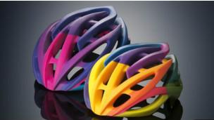Cascos impresos en 3D