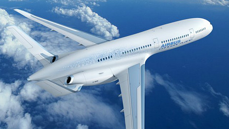 Cómo la fibra de carbono está revolucionando la aviación 140129151213_plane_464x261_bbc_nocredit