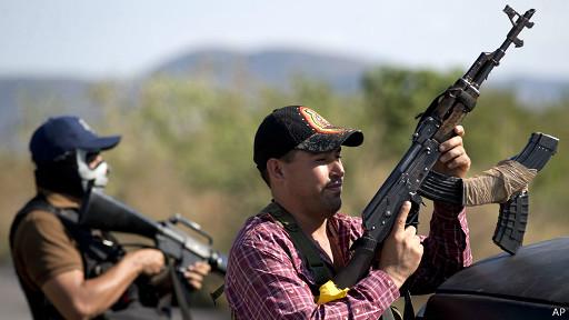 Autodefensas en México
