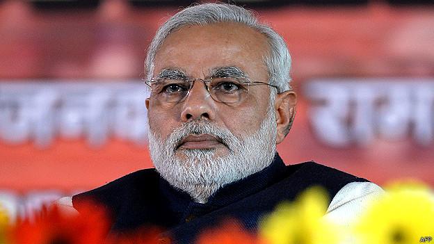 नरेंद्र मोदी, भाजपा नेता