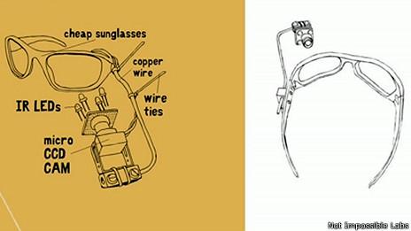 Ni [lab] / diseño de gafas