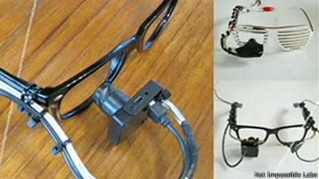 Ni [lab] / gafas