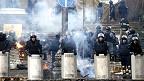 Tình hình bất ổn ở Ukraine