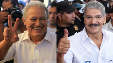 Sánchez Cerén y Quijano