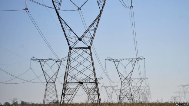 Linha de transmissão de energia (Ag Brasil)