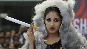 Campaña anti tabaco