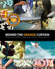 Behind The Orange Courtain