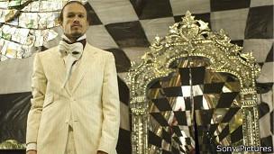 """Heath Ledger en """"The Imaginarium of Doctor Parnassus"""""""