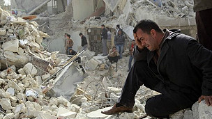 homem sírio