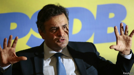 Aécio Neves | Reuters