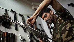 Miliciano sirio