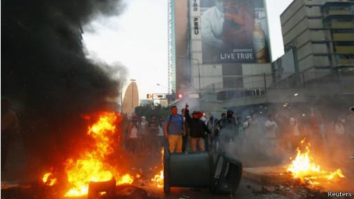 Manifestação na quarta-feira | Foto: Reuters