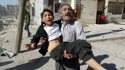 Resolusi akses kemanusiaan ke Suriah lolos