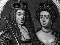 威廉國王的稅收政策,使蒸餾酒大幅興起。