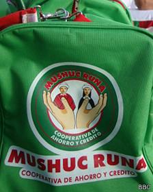 Logo del Mushuc Runa