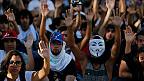 Estudiantes en Venezuela