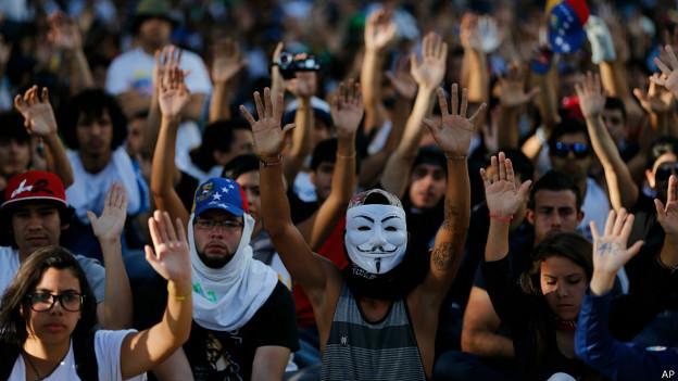 Venezuela: governo não vê legitimidade em protestos e acusa golpe