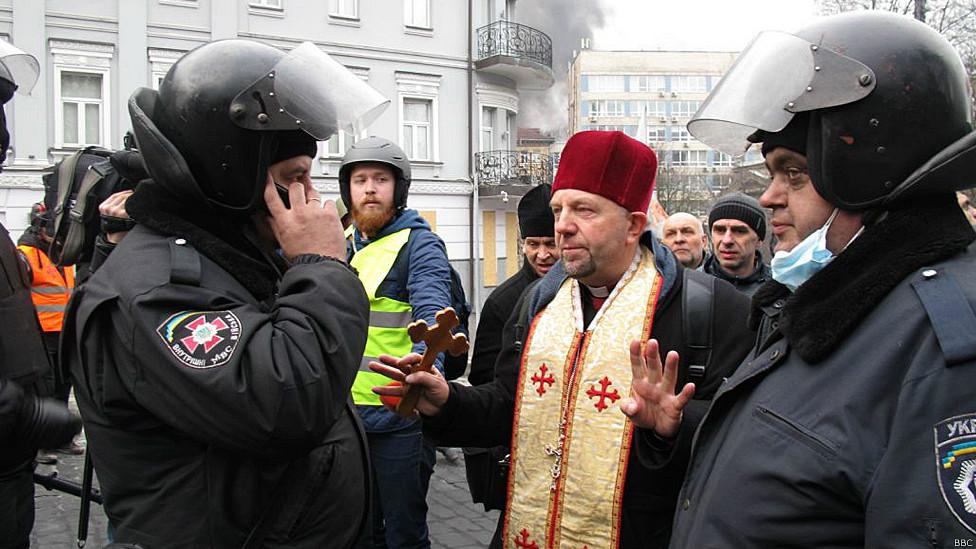 Офицер и священник