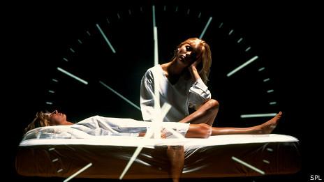 Las neuronas nos apagan la luz a la hora de dormir
