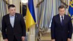 Tokoh oposisi dan presiden Ukraina